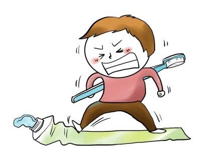 挤牙膏也能暴露你的小秘密