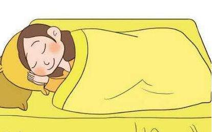 六种常见睡姿透露的性格秘密