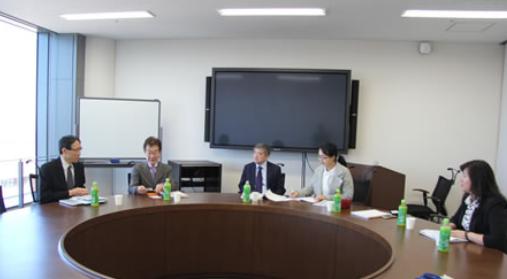 中国医科大学代表团圆满完成对日本四所高校交流访问