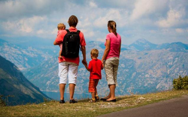 带孩子去旅行有何意义 这两种旅行不如不要