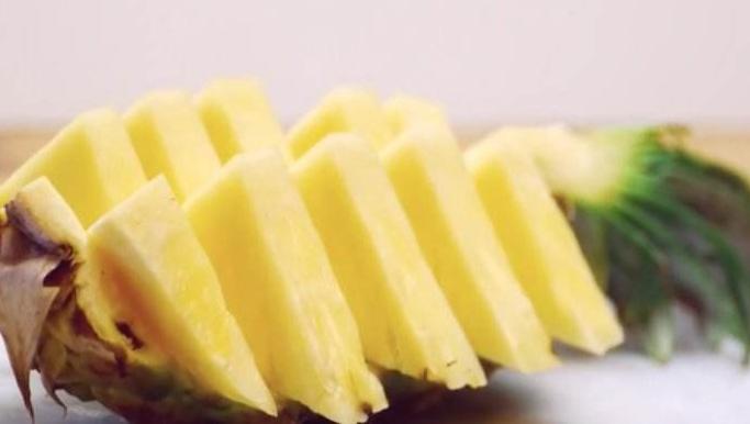 糖友可多吃菠萝