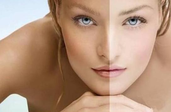 怎样美白脸部皮肤最快?