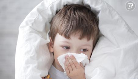 小孩感冒是怎么引起的?_拓诊卫生资讯