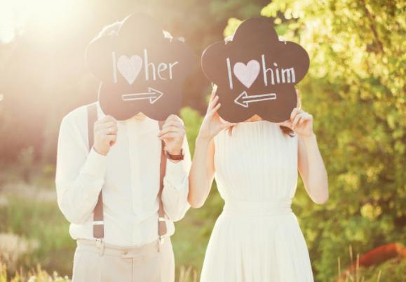 两性情感:爱的五种心理语言