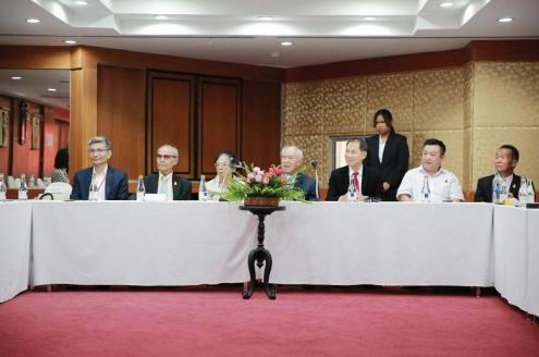 第五届国际传统医学与养生大会在曼谷举行_拓诊卫生资讯