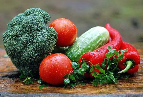 肌肤抗氧化的10大食物