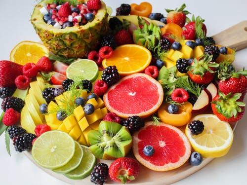 美容瘦身一周水果餐