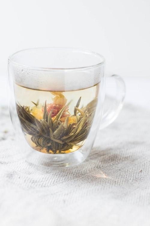 花茶帮助痰湿体质减肥