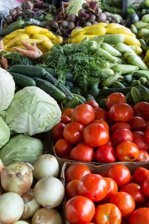 红色食物、苦味食物可养心
