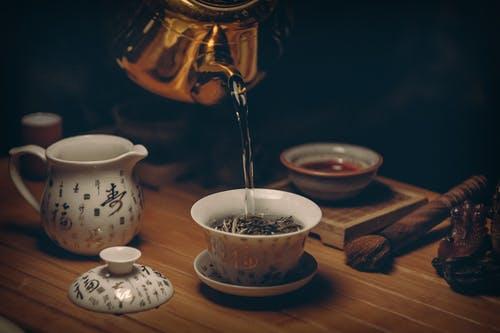 白茶的养生保健功效