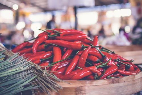 红辣椒的美容方法