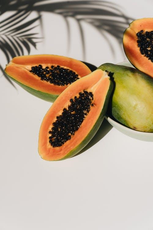吃青木瓜瘦身美肤又丰胸